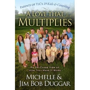 """The Duggars, Book Signing Tour """"A Love That Multiplies"""""""