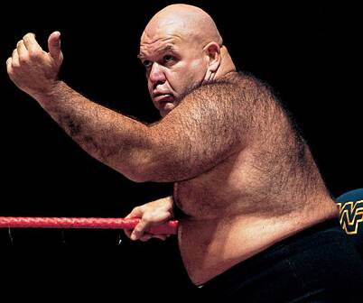 George The Animal Steele Animal Book Signing Event
