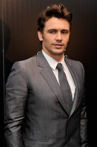 James Franco, actor and author, will be signing copies of his book ...