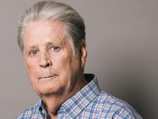 "Brian Wilson poses for a portrait during press day for ""Love & Mercy"" at The Four Seasons on Tuesday, June 2, 2015 in Los Angeles. (Photo by Casey Curry/Invision/AP)"