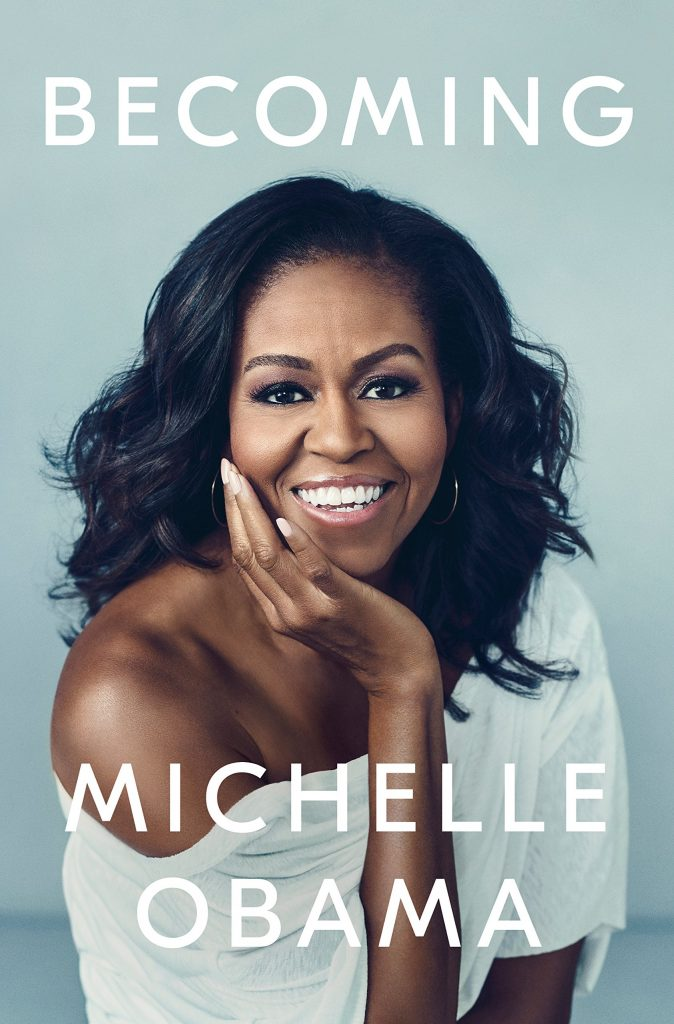 Michelle Obama Becoming Book Signing Tour Book Signing