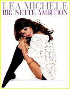lea-michele-revear-brunette-ambition-book-cover
