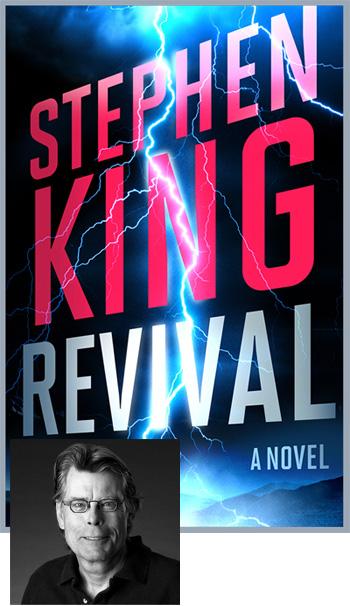 """Stephen King """"REVIVAL"""""""
