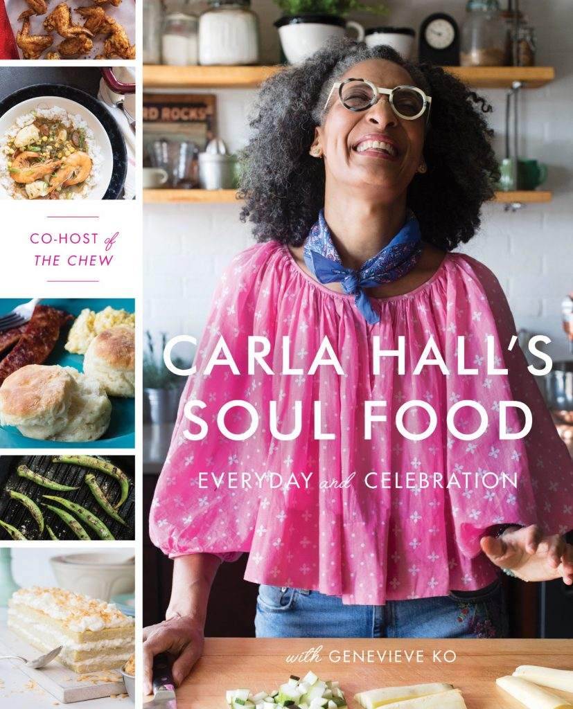 Carla Hall Carla Halls Soul Food Book Signing In October And